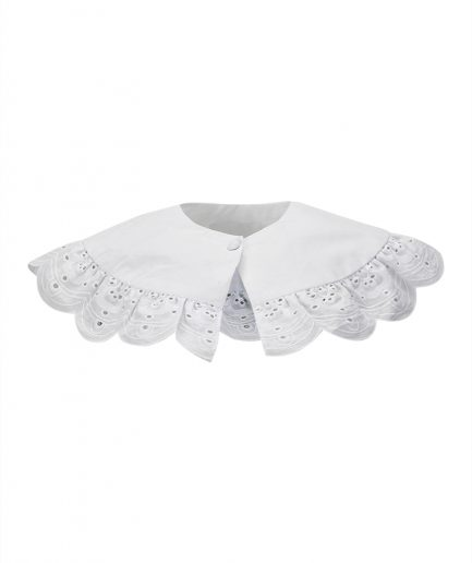 Misses Embroidered Collar Still 1
